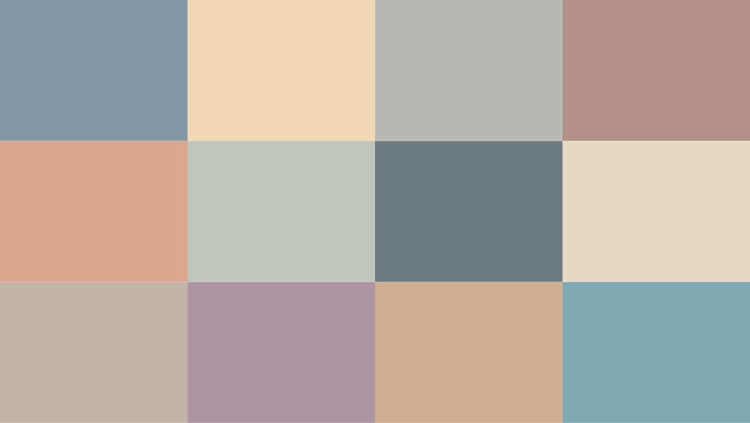 Valspar's 2021 colour trends