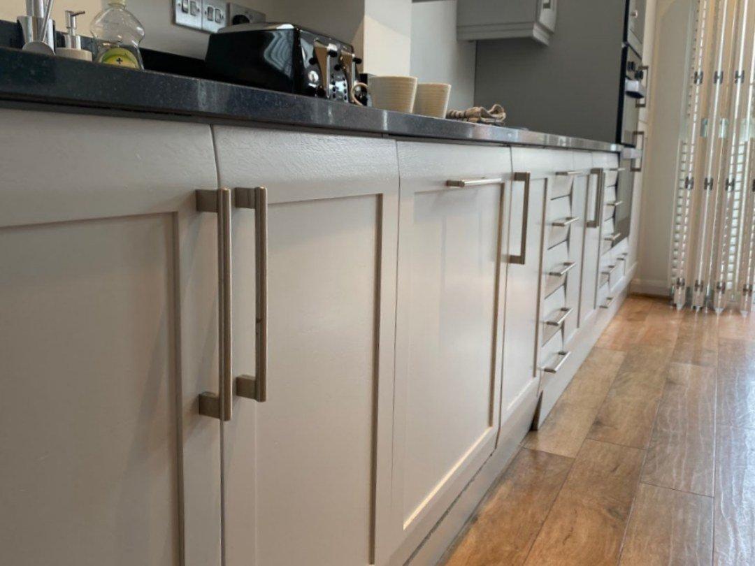 Kitchen renovations - Painted kitchen cabinets